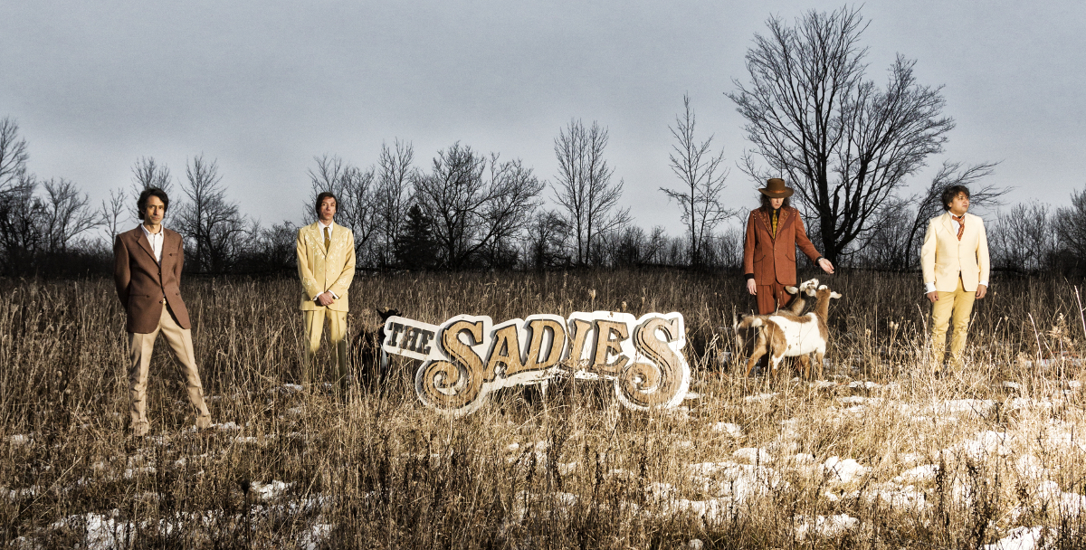 """Northern Passages"" brings back The Sadies to Europe"