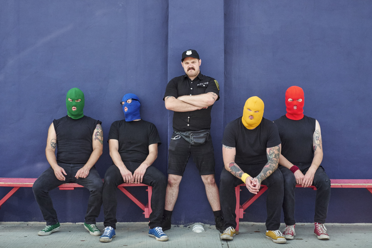Masked Intruder visit Utrecht for exclusive NL show this July