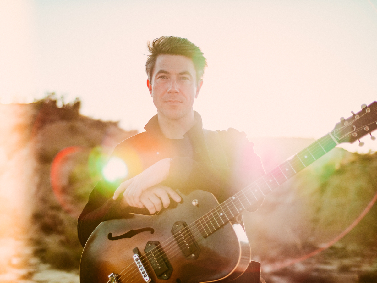 Luke Winslow-King premieres song from new album and shares August/September Europe tourdates
