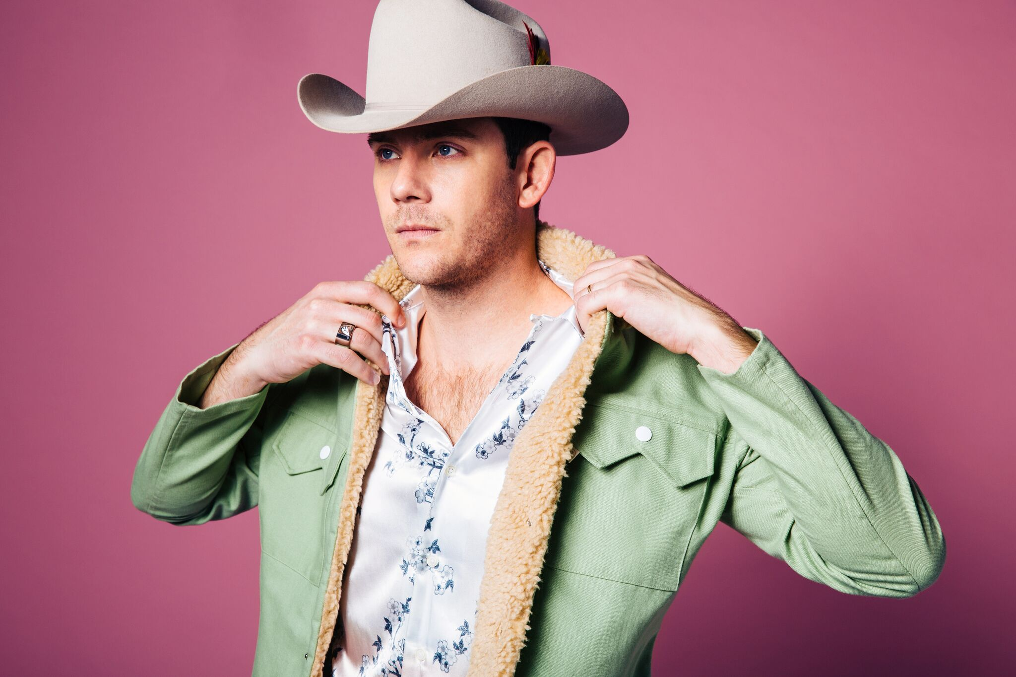 Sam Outlaw and Jim Lauderdale will be performing at Paradiso next week