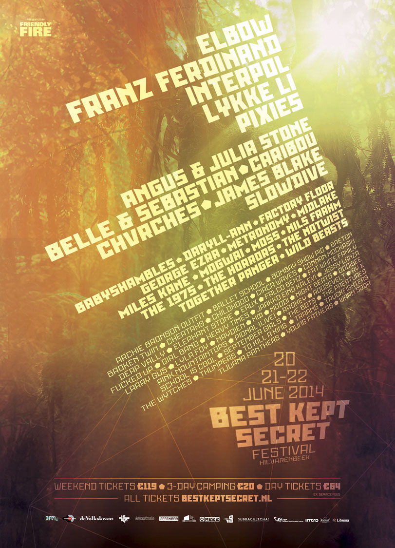Heavy Times added to line-up Best Kept Secret