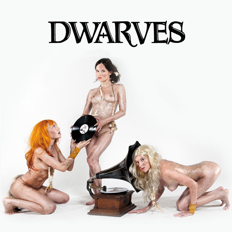The Dwarves Invented Rock 'n' Roll, hit Amsterdam and Rotterdam this Spring