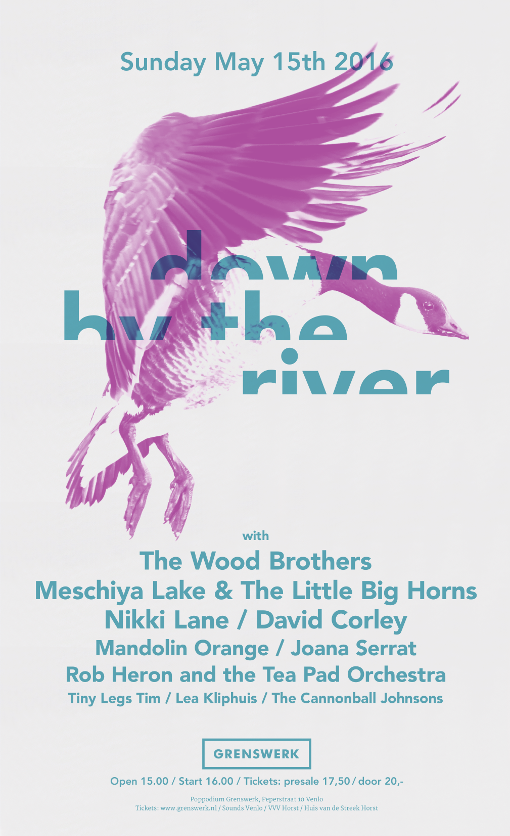Down By The River #2: This Sunday!