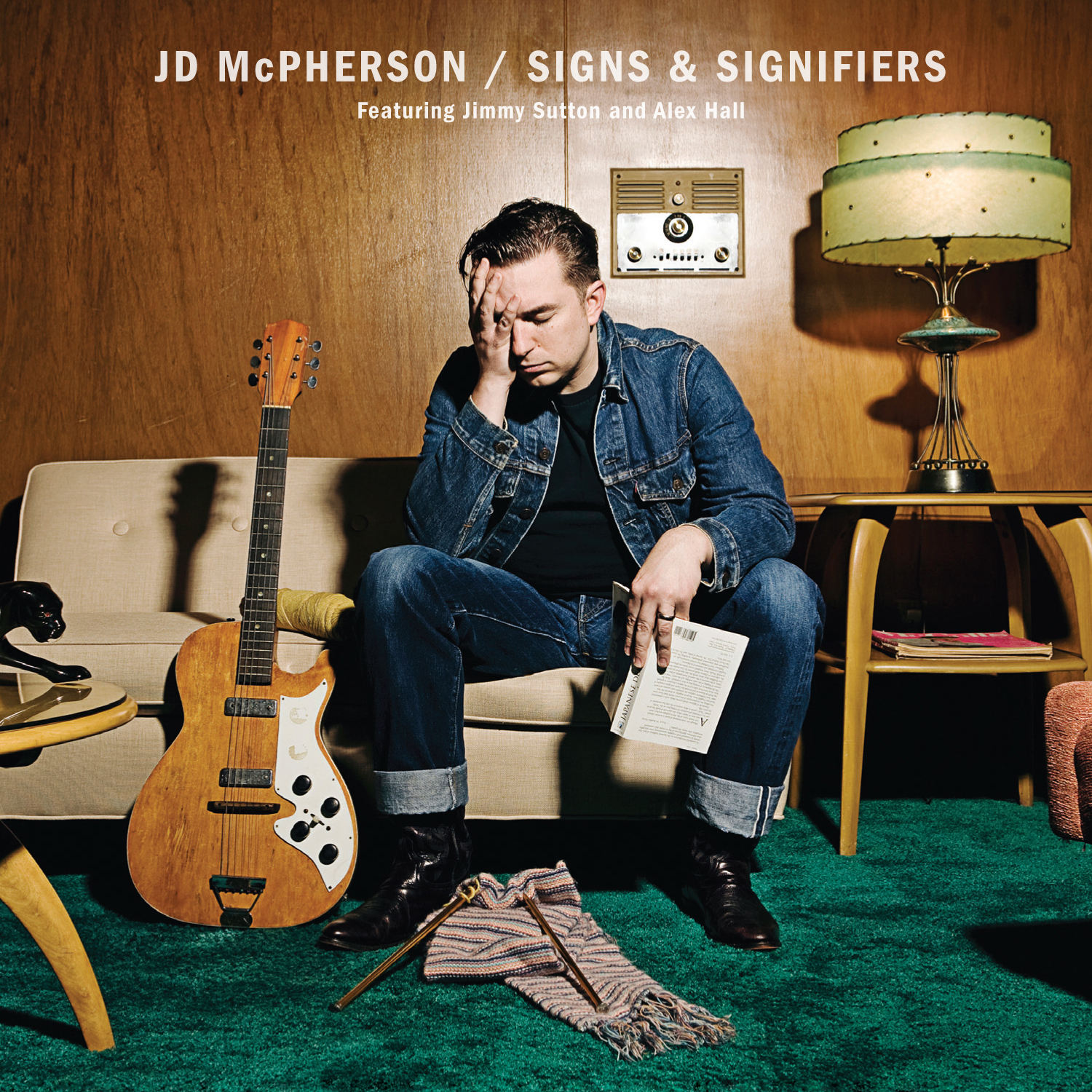 JD McPherson at Bergenfest this weekend