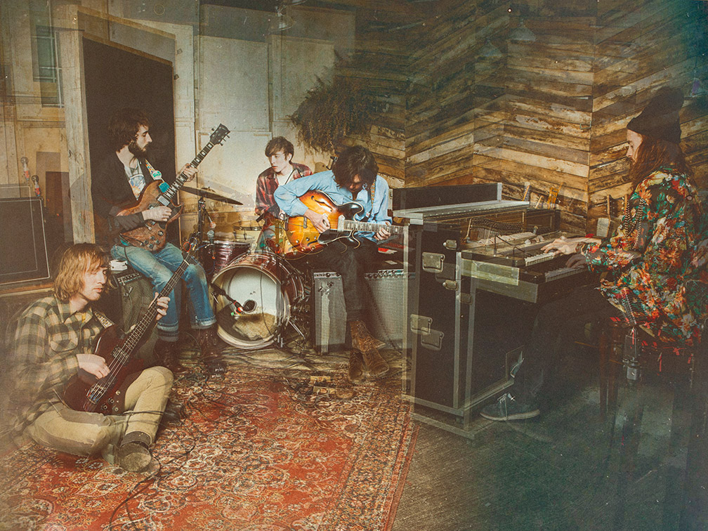 Promised Land Sound: Garage-Psych from Nashville tour in January